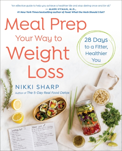 Meal Prep Your Way to Weight Loss by Nikki Sharp